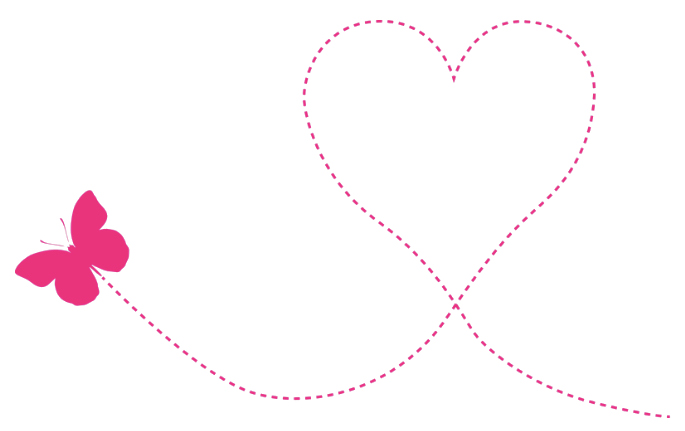 coeur papillon | Parcours féminin, aide au désir de maternité, à distance | La magie de l'Être, Carine Sartre-Sigot